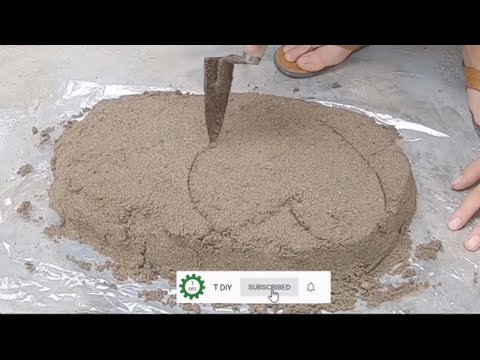 How To Make Cement Pot L Handcraft L Craft Ideas L DIY