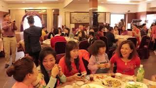 Chương trình ca nhạc từ thiện của Hoàng Ngọc Tiệp   tại Đài Loan