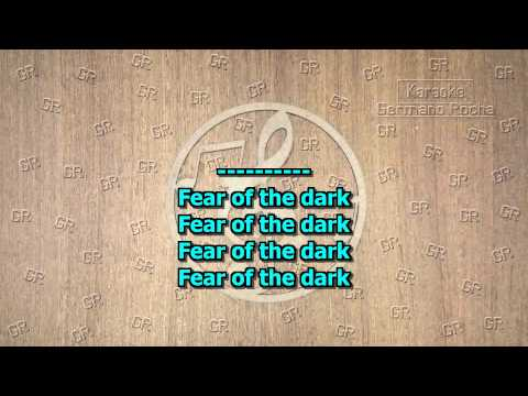 Iron Maiden - Fear of the Dark (Karaoke)