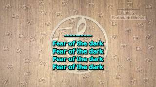 Iron Maiden - Fear of the Dark (Karaoke)