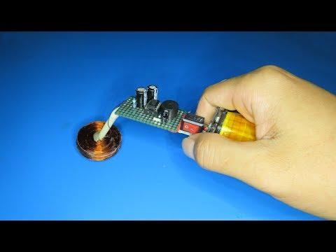 How to make a mini metal detector