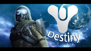 Destiny Multiplayer Gameplay! - Funny Moments with The Crew!