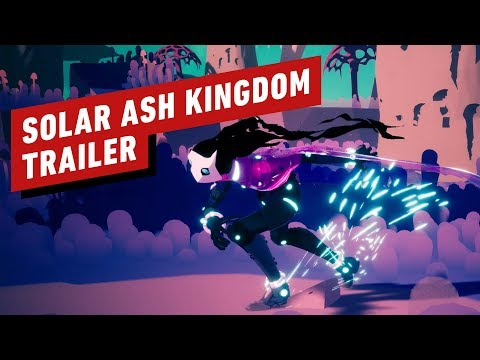 Solar Ash Kingdom Announcement Trailer