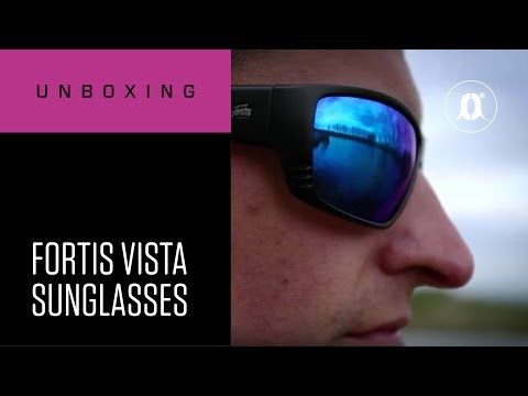 CARPologyTV - Fortis Eyewear Vista Polarised Sunglasses Unboxing Review