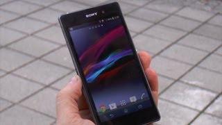 Sony Xperia Z1 - Praxis-Test (deutsch) | CHIP