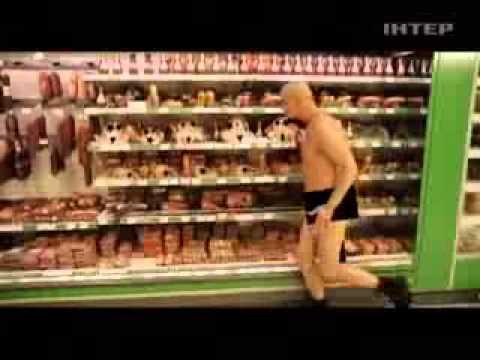 Porobleno v Ukraine(95 kvartal) - Parodiya na klip gruppy Nikita - Verevki