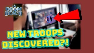 NEW TROOPS LEAK?! New Image Discussion in Boom Beach!