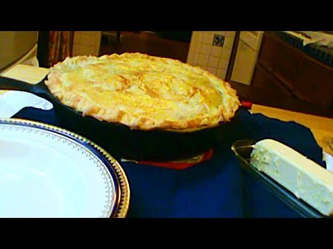 Cooking From Scratch:  Chicken Pot Pie, Now and Later