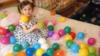 видео Как отметить день рождения ребенка, 2 года. Сценарий дня рождения в 2 года