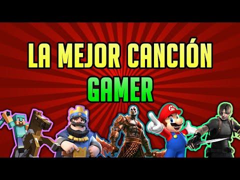Canción Gamer 🎶🎮👊