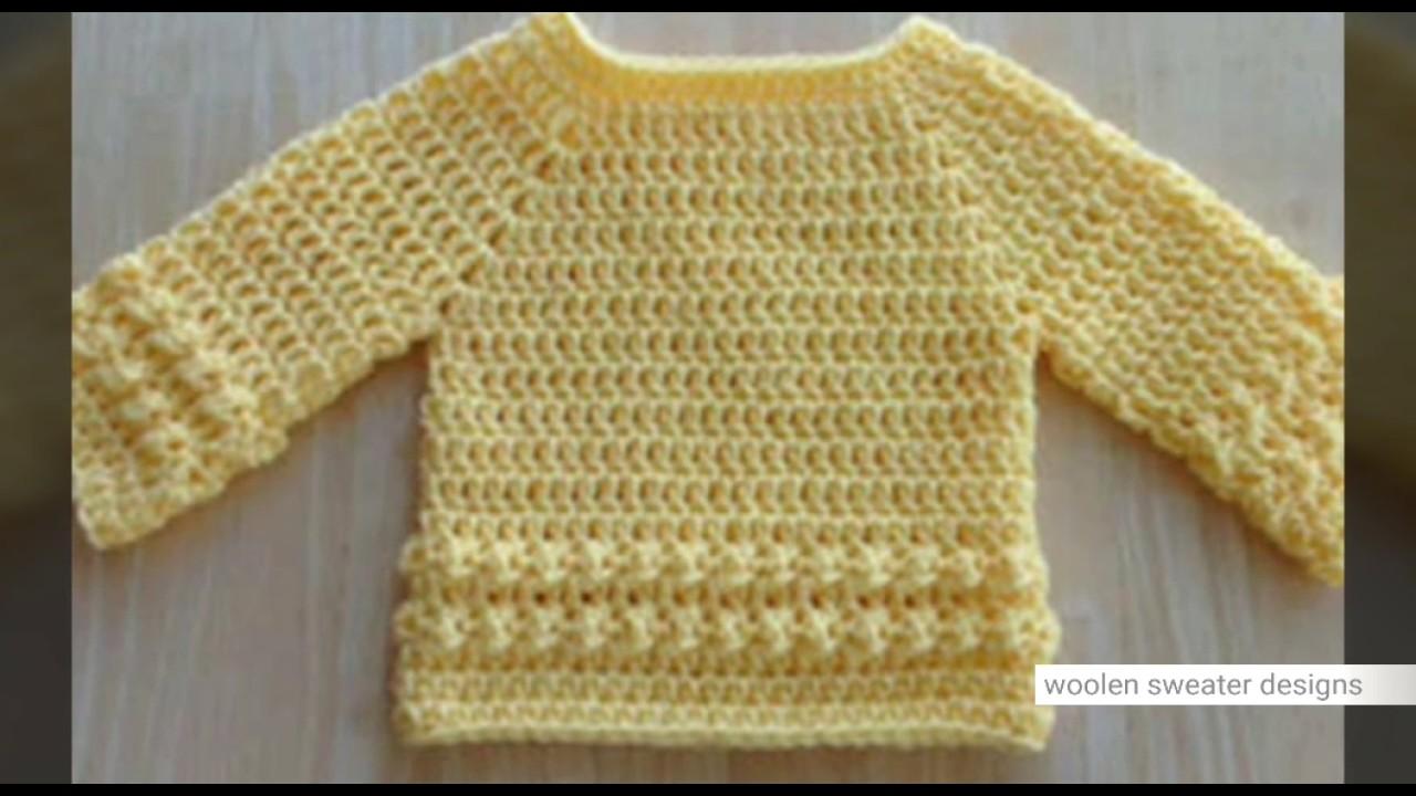c96a3e229f89 Handmade Woolen Sweater Design for Kids in Hindi