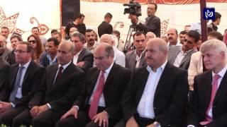 رئيس الوزراء يفتتح سد كفرنجة ويستمع إلى مطالب أبناء المحافظة - (2-8-2017)