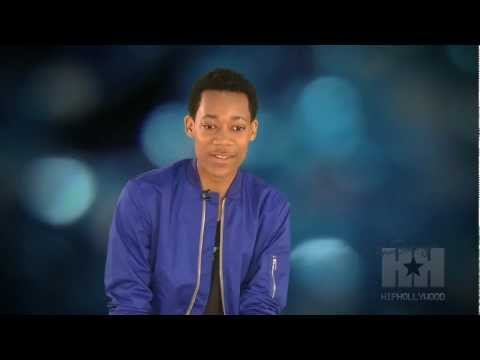 Tyler James Williams...All Grown Up & Becoming A Rapper?!  HipHollywood.com
