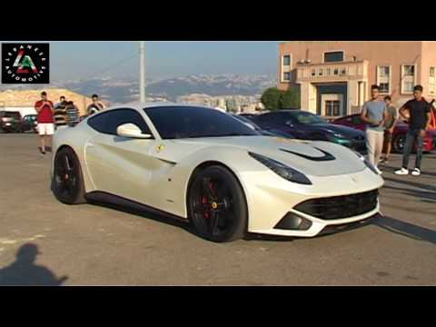 Lebanese Automotive cars in beirut biel 2017
