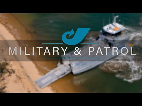 HamiltonJet - Military and Patrol