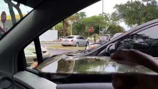 How to make a sunvisor extension for your car