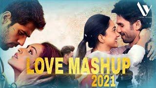 Love Mashup | 2021 | Dj Sourav X Yash Visual | #lovesongs