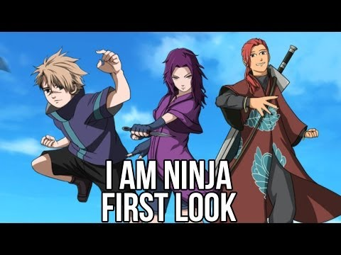 I Am Ninja (Free MMORPG): Watcha Playin'? Gameplay First Look ...