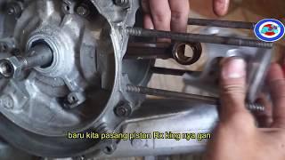 Video Replace Piston Yamaha Rx king 60mm Vespa download MP3, 3GP, MP4, WEBM, AVI, FLV Oktober 2018
