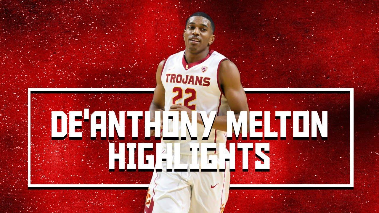 huge discount 07032 d581d De'Anthony Melton Official Freshman Year Highlights // 8.3 PPG, 4.7 RPG,  3.5 APG