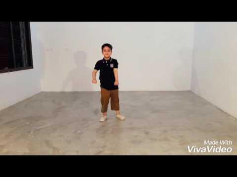Birthday bash song dance by Me and my student shivanshchoreoghapher by Ashwani singh |yo yo honey |