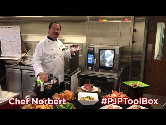 Rational Live Cooking Event Ticket – PJP ToolBox
