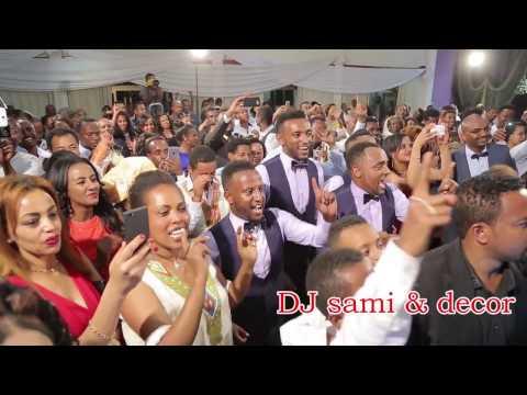 Amazing Ethiopian Wedding - Groom singing to his bride