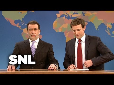 Weekend Update: Gov. David Paterson State of the State - Saturday Night Live