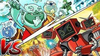 NEW 2VS2 TAKEOVER GAMEMODE - RISK FACTIONS BOARD GAME