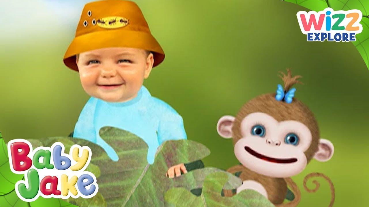 Baby Jake   Singing with Sydney the Monkey  Full Episodes ...