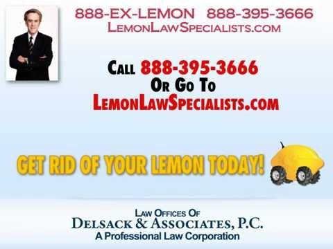 California Lemon Law >> California Lemon Law Tips
