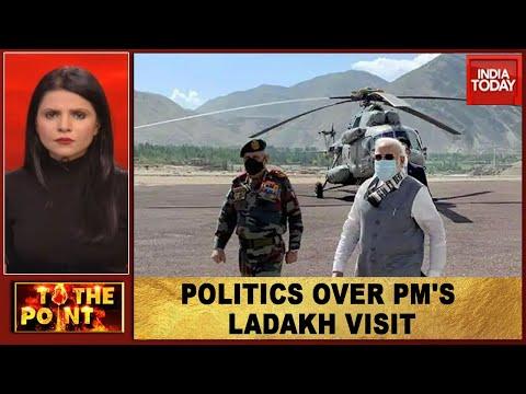Why Politics Over PM Modi's Ladakh Visit? | To The Point