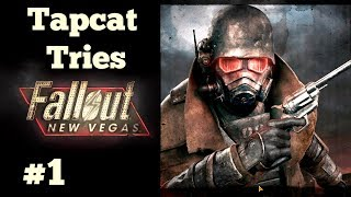 Fallout: New Vegas Part 1 (Corrected Version) - Left for Dead