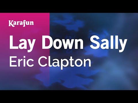 Karaoke Lay Down Sally - Eric Clapton *