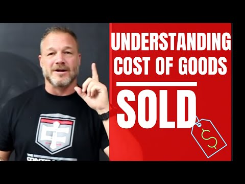 Understanding Costs of Goods Sold for your Service Business