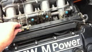 E30 m3...engine knock?