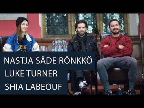 LaBeouf, Rönkkö & Turner | Full Talk | Oxford Union #ELEVATE