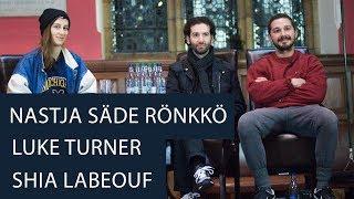 LaBeouf, Rönkkö & Turner | Full Talk | Oxford Union #ELEVATE