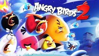 ОЧЕНЬ ЗЛЫЕ ПТИЧКИ против СВИНТУСОВ Детская мульт игра на телефон Angry Birds 2