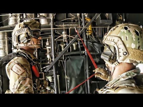 U.S. Air Force PJ Jump • Pararescuemen