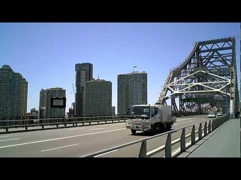 Story Bridge Brisbane Queensland Australia