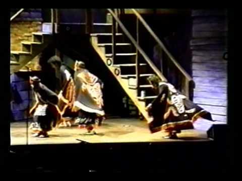"""Bear Dance"" Helma Ward and Swan family (Makah)"