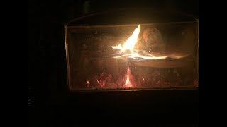 How to Keep a Wood Stove Burning All Night Long