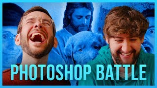 Wir verunstalten EUCH! - Photoshop Battle