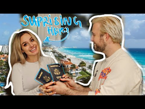 Surprising My Girlfriend With A Trip (for Her Birthday)