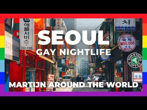 GAY SEOUL Travel Guide, Gay Korea