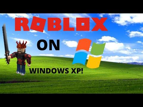 roblox player windows xp
