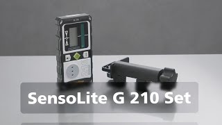 Laserempfänger - Innovation - SensoLite G 210 Set - 028.69A