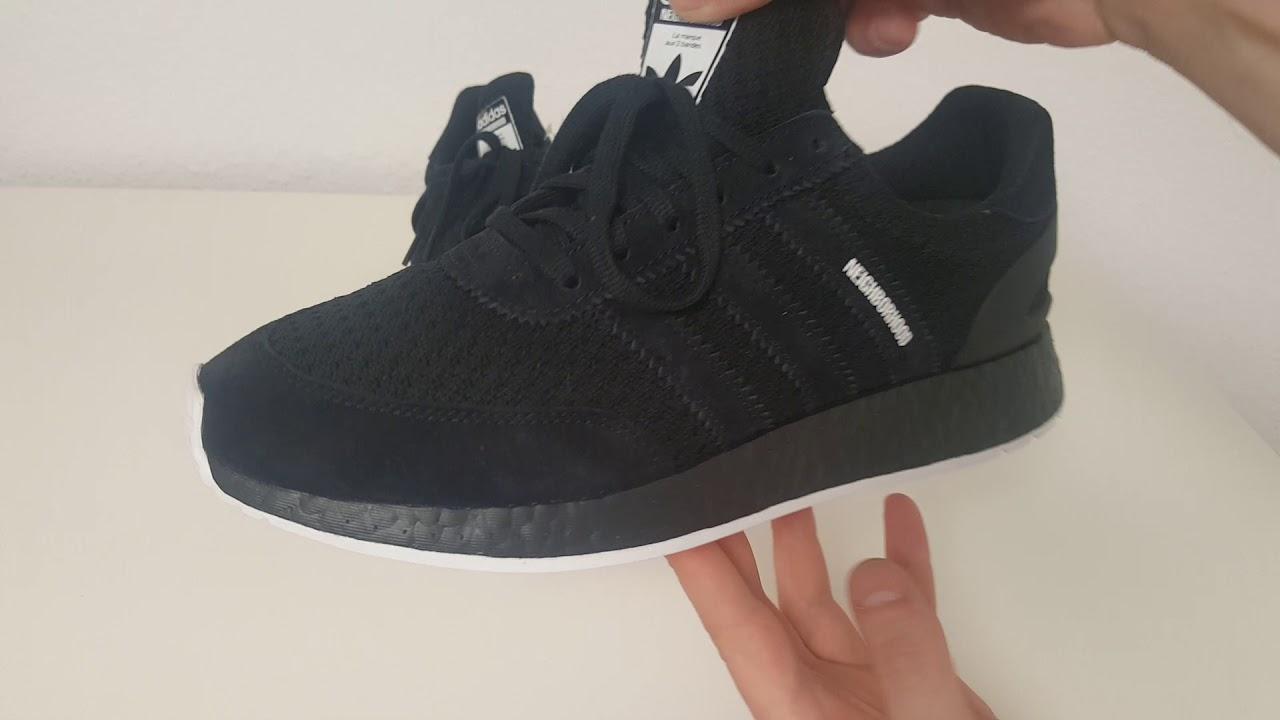Unboxing Adidas × barrio me 5923 (Iniki Runner) Deutsch