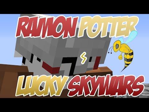 ★ KAMIKAZES AVISPADOS - Lucky Skywars Cubecraft!